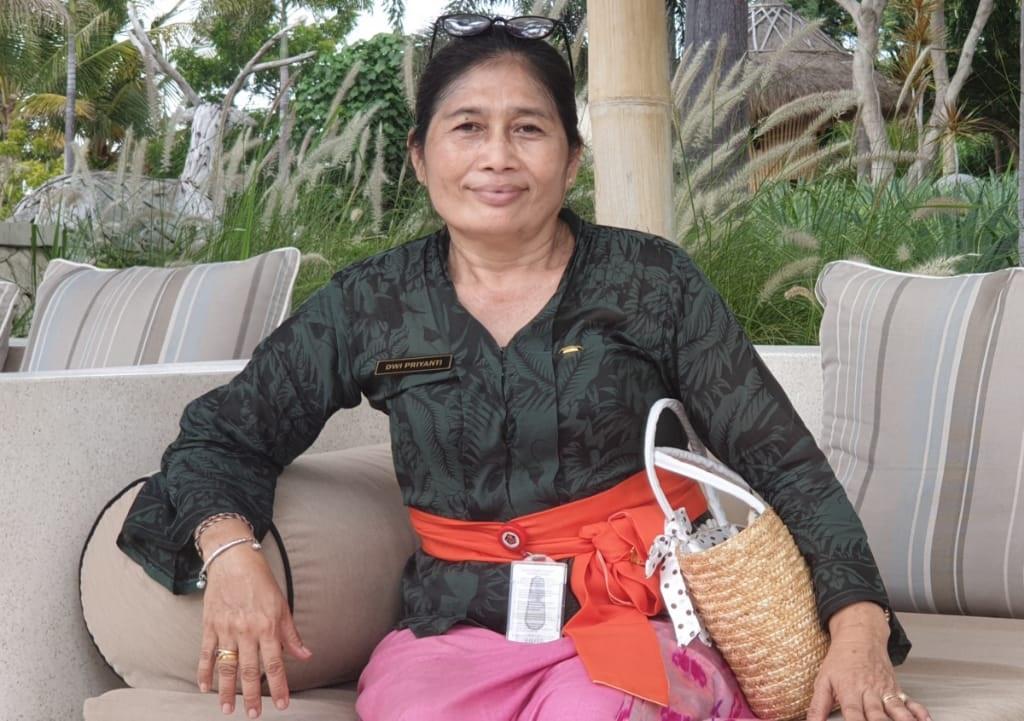 Ni Made Dwi Priyanti Putri Koriawan. Foto: ist