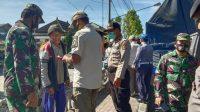 TIM gabungan dari Satpol PP, Polri, TNI, Dinas Perhubungan serta pegawai Camat Susut menggelar Operasi Yustisi di wilayah Kintamani, Rabu (21/10/2020). Foto: gia