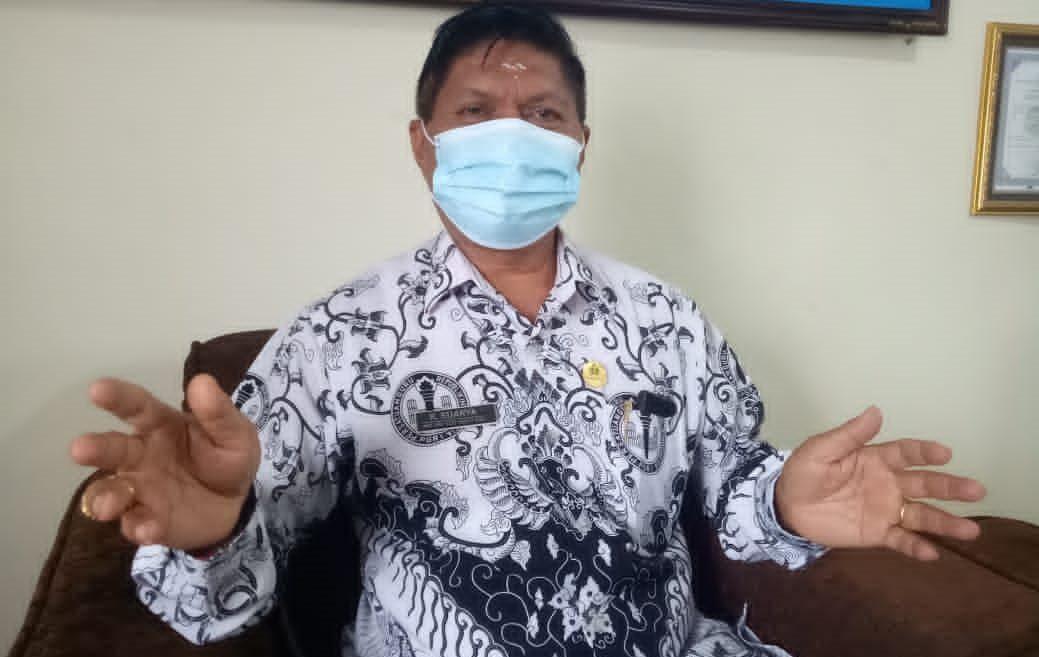 I Ketut Suarya. Foto: tra