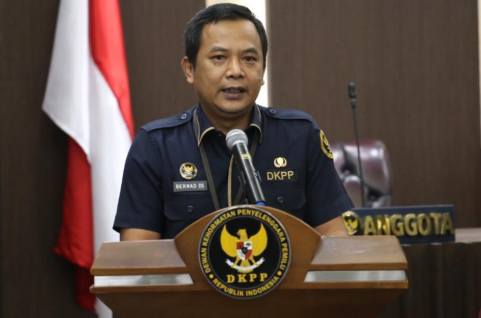 BERNAD Dermawan Sutrisno. Foto: Ist