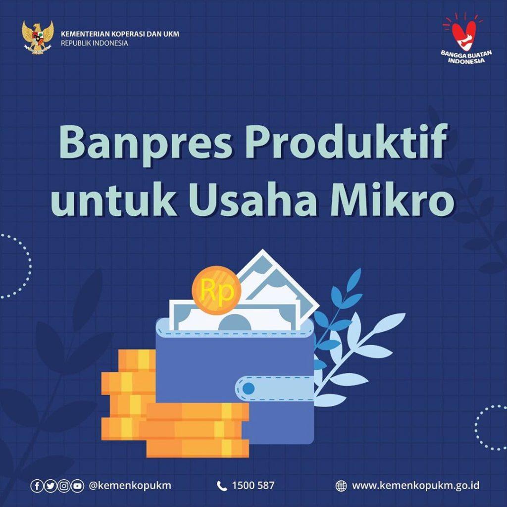 LEBIH dari 29 ribu pelaku usaha mikro, kecil dan menengah (UMKM) di Kabupaten Badung, tercatat sebagai pendaftar Bantuan Presiden Produktif Usaha Mikro (BPUM). Foto: ist