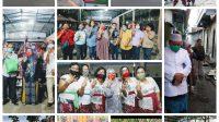 GALERI kegiatan Paslon Selly-Manan menyapa warga berbagai umat beragama, suku bangsa dan ras di Kota Mataram sebagai upaya merawat toleransi dan keberagaman di Kota Mataram. Foto: rul