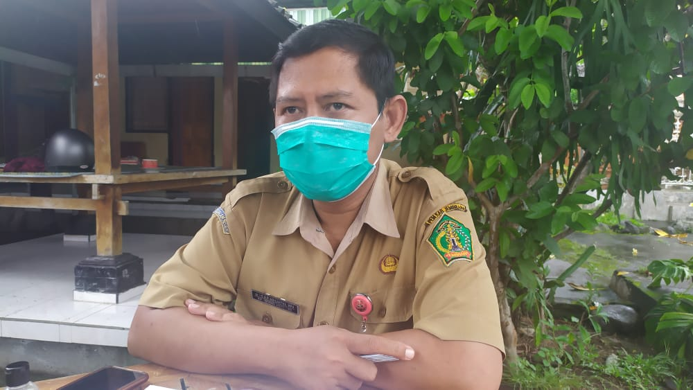 HUMAS Satgas Covid-19 Jembrana, dr. I Gusti Agung Putu Arisantha. Foto: man