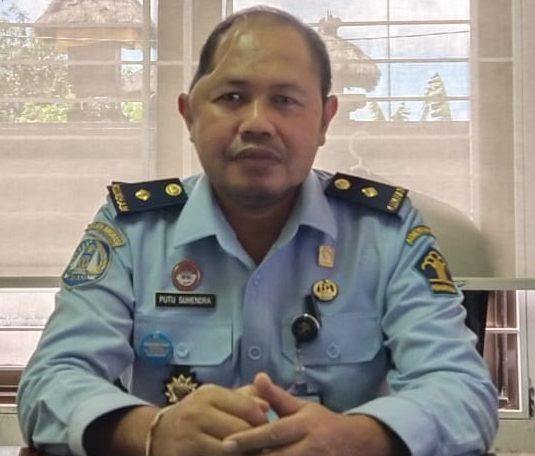 KASI Informasi dan Komunikasi Kantor Imigrasi Kelas I Khusus TPI Ngurah Rai, Putu Suhendra. Foto: ist