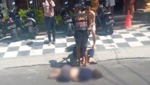 MAHASISWI yang juga selegram cantik tewas, setelah lompat dari sebuah hotel di wilayah Jimbaran, Kuta Selatan, Sabtu (28/11/2020). Foto: ist