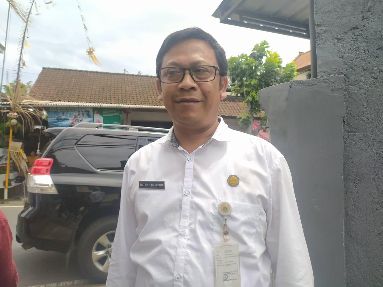 KEPALA Dinas Kesehatan Kabupaten Karangasem, dr. I Gusti Bagus Putra Pertama. Foto: nad