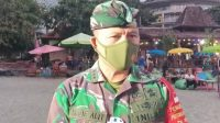 DANDIM 1611/Badung Kolonel Inf I Made Alit Yudana. Foto: ist