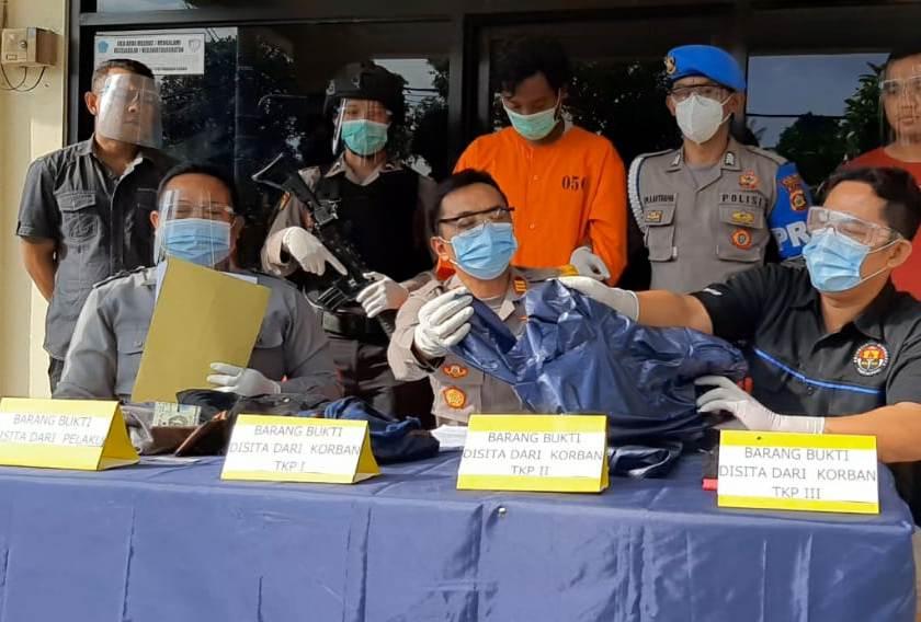 Pelaku Remas Payudara Ditangkap, Empat Korban Lapor ke Polsek Pupuan