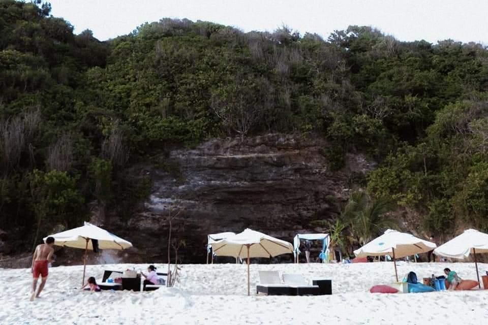 PANTAI Timbis mulai dikembanhkan Desa Adat Kutuh untuk menggenjot kunjungan wisatawan internasional. Foto: gay