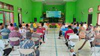 BUPATI Karangasem, I Gusti Ayu Mas Sumatri, membuka Musyawarah Daerah (Musda) VIII Majelis Ulama Indonesia (MUI) Kabupaten Karangasem tahun 2021 , Minggu (24/1/2021) di aula Mts Negeri Karangasem. Foto: ist