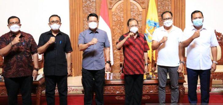 Terkait Perpanjangan PPKM di Bali, Gubernur Koster Panggil Bupati/Wali Kota