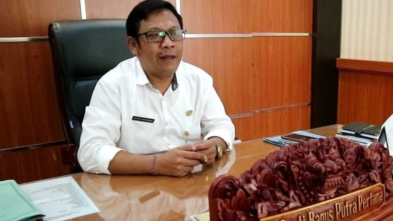 KEPALA Dinas Kesehatan Karangasem, dr. I Gusti Bagus Putra Pertama. Foto: ist