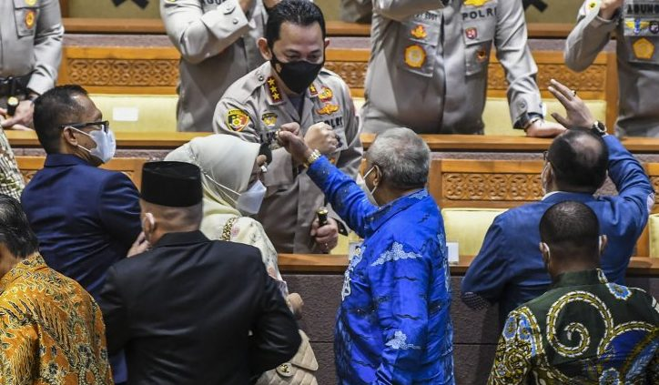 Setelah Disetujui DPR RI jadi Kapolri, Ini Rencana Komjen Listyo Sigit Prabowo