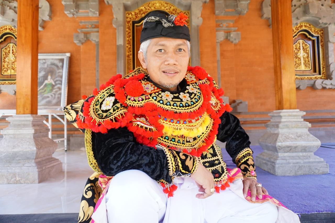DEKAN Fakultas Hukum Universitas Mahasaraswati, Dr. Ketut Sukawati Lanang Putra Perbawa. Foto: ist