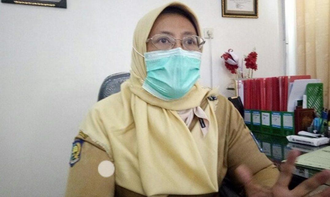 KEPALA Dinas Kesehatan NTB, dr. Nurhandini Eka Dewi. Foto: rul