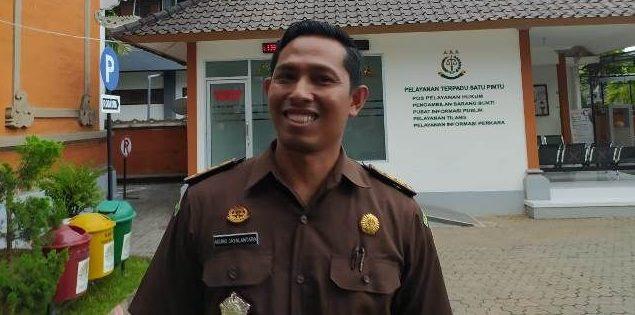 KASI Intel Kejari Buleleng, AA Ngurah Jayalantara. Foto: ist