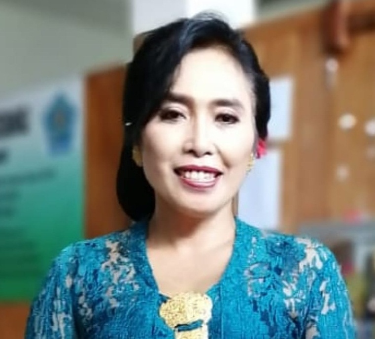 KETUA Himpunan Pendidik dan Tenaga Kependidikan Anak Usia Dini Indonesia (Himpaudi) Kota Denpasar, IGA Ayu Putu Darmayanti. Foto: ist