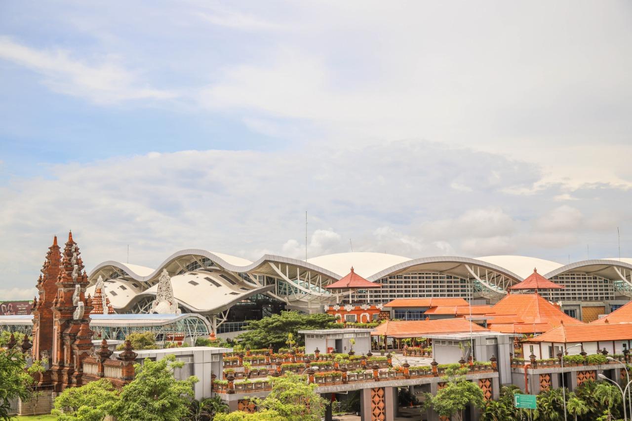 SUASANA di Bandara Internasional I Gusti Ngurah Rai Bali