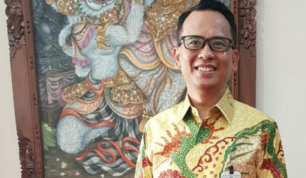 DIREKTUR Utama Bank BPD Bali, I Nyoman Sudharma. Foto: ist