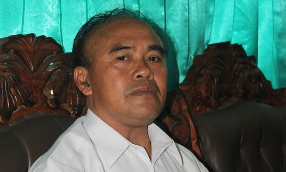 KADISKES Bangli, dr. I Nengah Nadi. Foto: gia