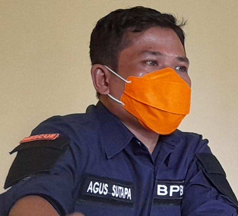 KASI Logistik dan Kedaruratan BPBD Bangli, I Ketut Agus Sutapa. Foto: gia
