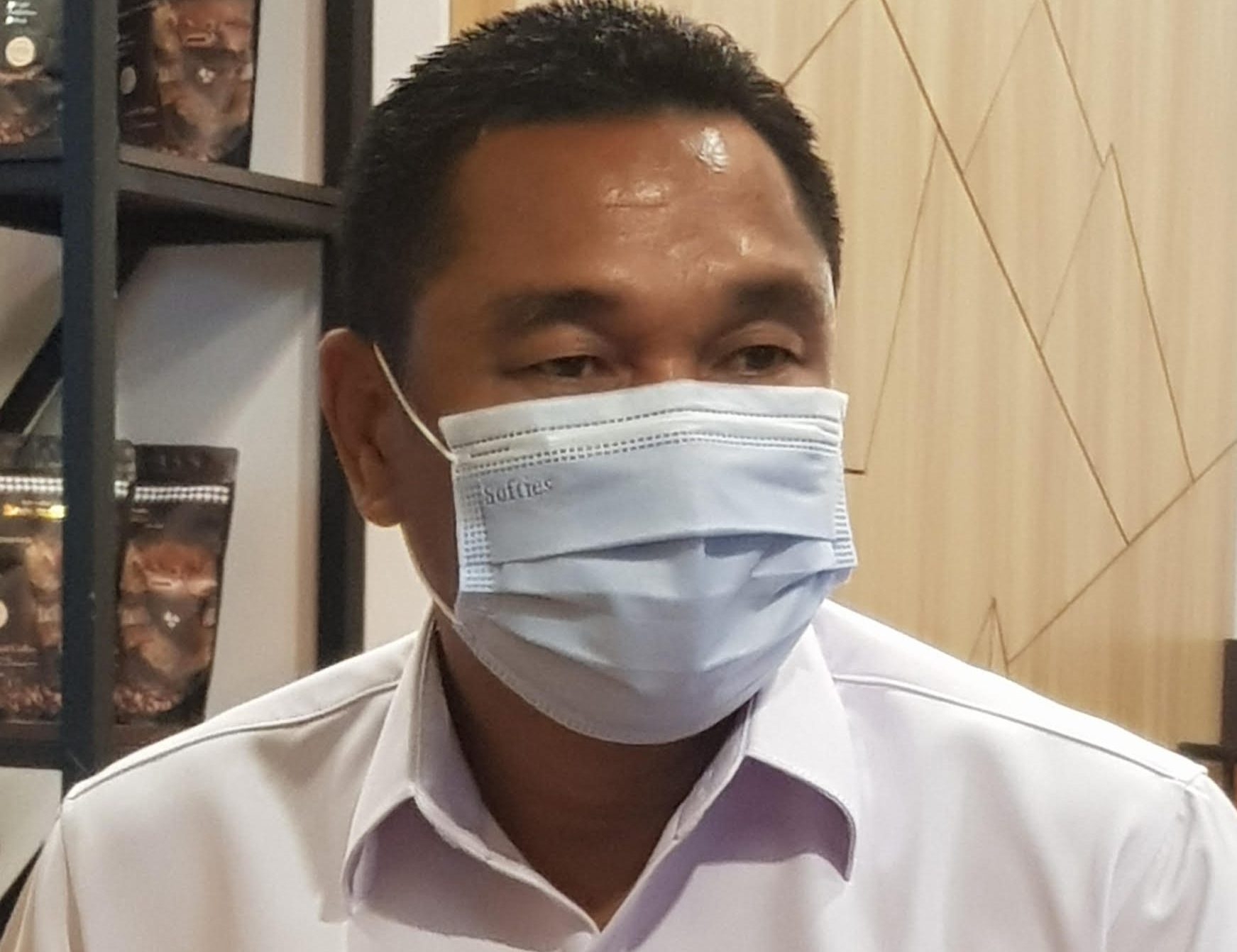 KETUA Fraksi PDIP DPRD Gianyar, Ketut Sudarsana. Foto: adi