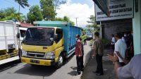 SIDAK gabungan Komisi II dan Komisi III DPRD Karangasem, Kamis (25/2/2021) di Pos Portal Rendang dan Selat. Foto: nad