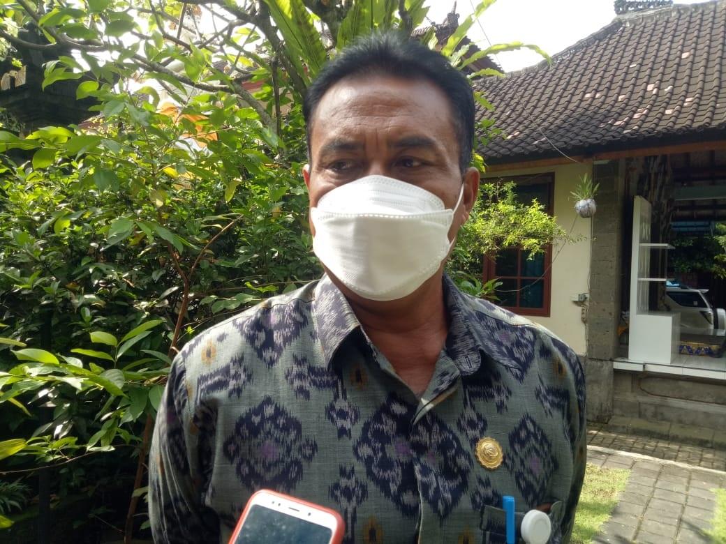 Plt. Kadisdikpora Kota Denpasar, AA Made Wijaya Asmara. Foto: tra