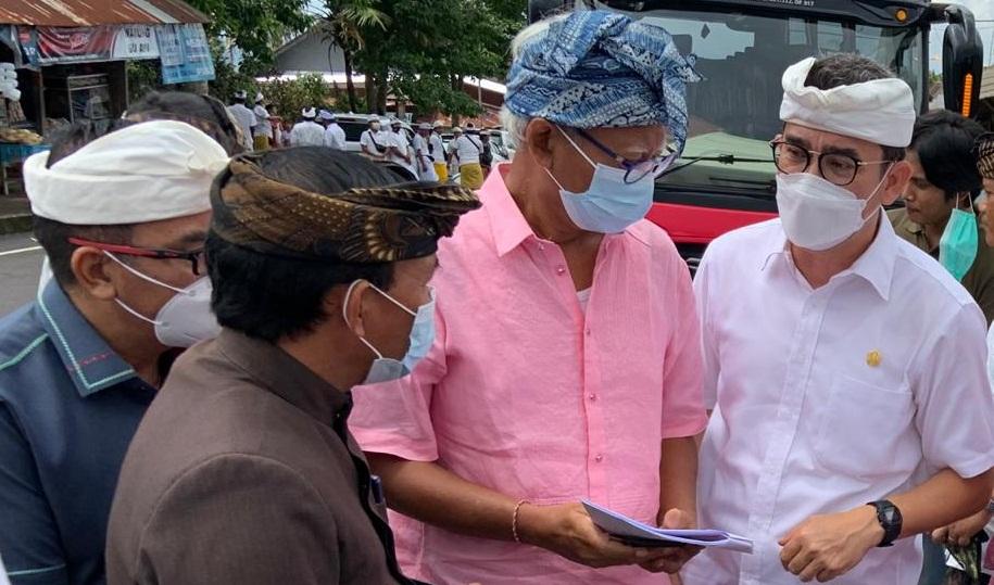 AAN Adhi Ardhana (kanan). Foto: hen