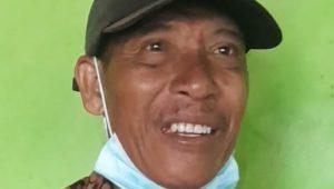 ANGGOTA Badan Permusyawaratan Desa (BPD) Desa Melinggih, I Ketut Suraja. Foto: adi