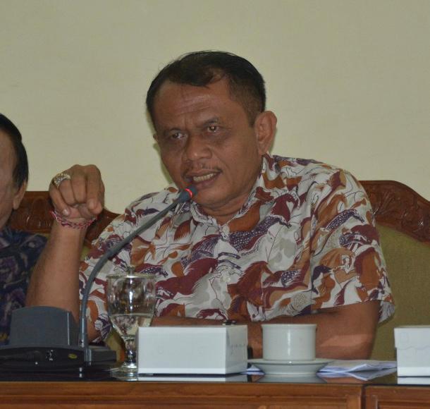 ANGGOTA Fraksi PDIP DPRD Bali, I Made Budastra. Foto: hen