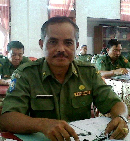 KEPALA Dinas PKP Bangli, I Wayan Sarma. Foto: ist