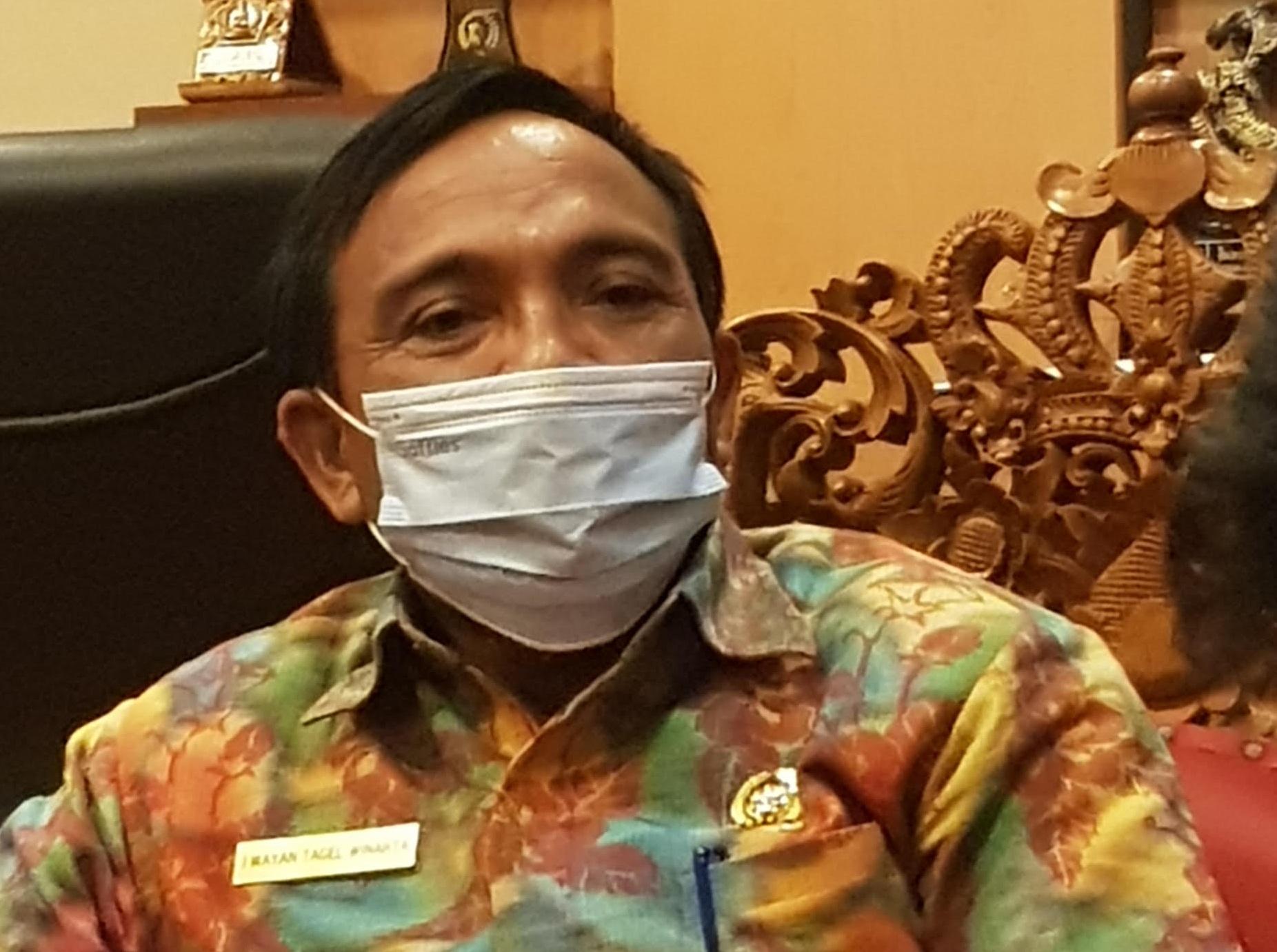 KETUA DPRD Gianyar, I Wayan Tagel Winarta. Foto: adi