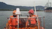 TIM SAR gabungan menuju lokasi area pencarian nelayan yang dilaporkan hilang dengan Rigid Inflatable Boat (RIB) dari Pelabuhan Celukan Bawang. Foto: ist