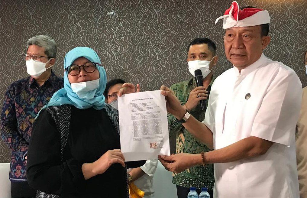 Desak Darmawati Tetap Diproses Hukum, Meski Sudah Minta Maaf