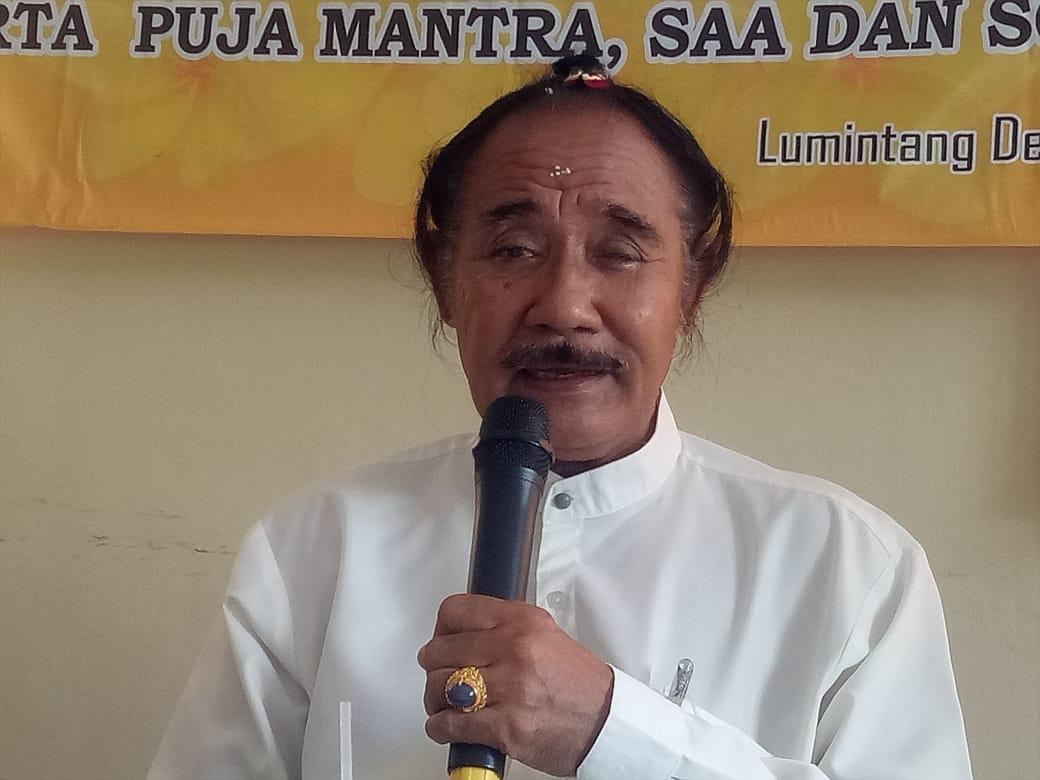 Ida Pedanda Gede Ketut Putra Timbul. Foto: tra