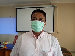 Plt Kepala Dinas Pendidikan Kepemudaan dan Olahraga (Disdikpora) Kota Denpasar, AA Made Wijaya Asmara. Foto: tra
