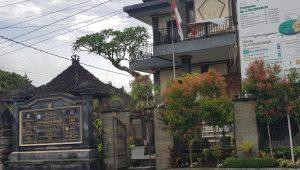 KANTOR Perbekel Melinggih, Payangan. Foto: adi
