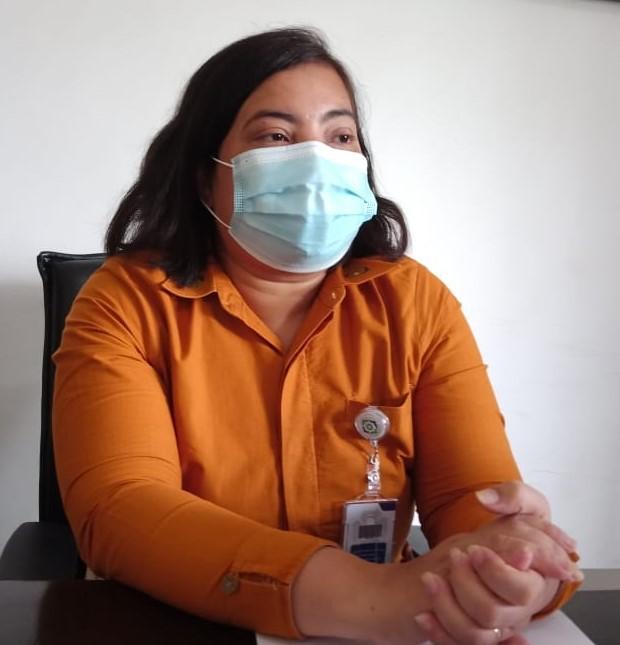 KEPALA BPJS Cabang Klungkung, Endang Triana Simanjuntak. Foto: ist