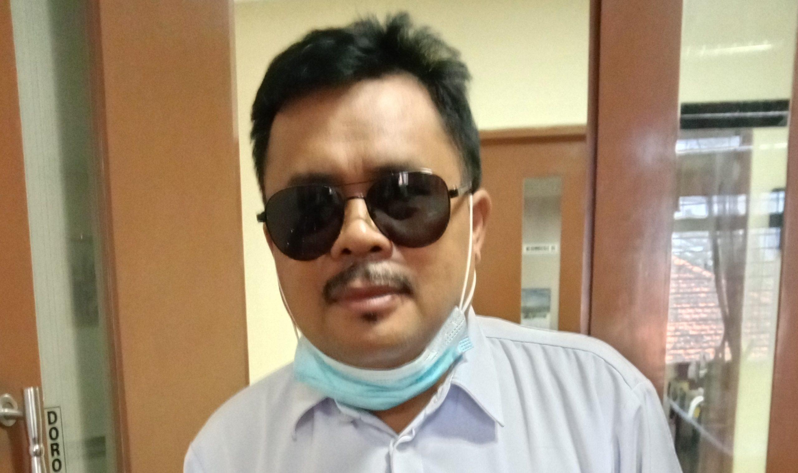 ANGGOTA Komisi I DPRD NTB, Najamuddin Mustafa. Foto: rul
