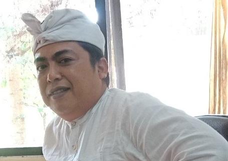 SEKRETARIS Panitia HUT Kota Bangli, I Made Mahindra Putra. Foto: gia