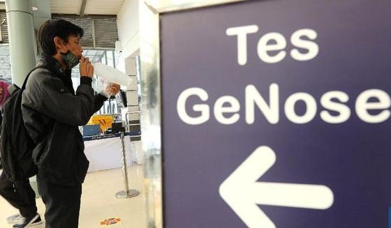 PEMERINTAH Kabupaten Badung akan menggunakan GeNose di sejumlah objek wisata. Ilustrasi. Foto: net