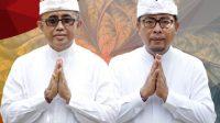 WALI Kota Denpasar, I Gusti Ngurah Jaya Negara, bersama Wakil Wali Kota Denpasar, I Kadek Agus Arya Wibawa. Foto: ist