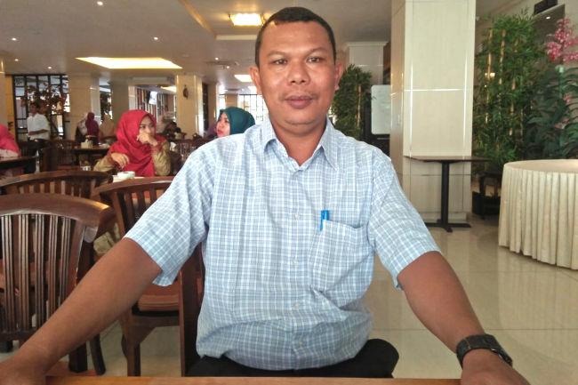 AKADEMISI Universitas Islam Negeri (UIN) Mataram, Agus. Foto: rul