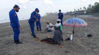 JAJARAN Satpolairud Polres Tabanan meningkatkan kembali kegiatan patroli pesisir, terutama dalam mengantisipasi kemungkinan ada 'jalur tikus' di wilayah pesisir. Foto: ist