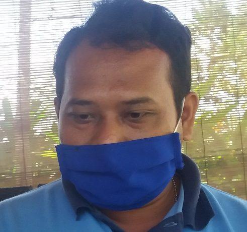 HUMAS Perumda TAB Tabanan, Wayan Agus Suanjaya. Foto: gap