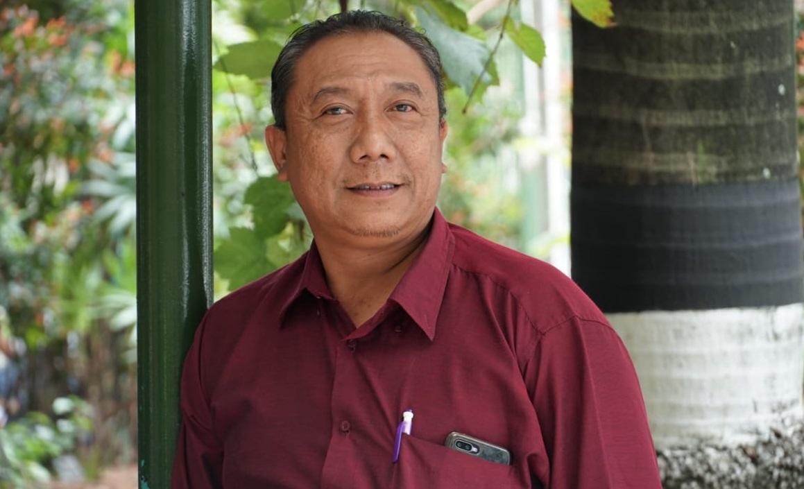 AA Gede Wiratama. Foto: tra