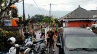 """KEGIATAN bertajuk """"Jelajah Bali Bike"""" pada Sabtu (19/6/2021), yang salahsatunya bertujuan untuk membangkitkan gairah pariwisata Bali dan pemulihan rkonomi nasional. Foto: ist"""