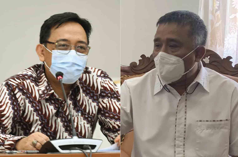 Raka Sandi dan Lidartawan. Foto: hen