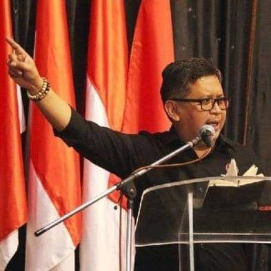 Hasto Kristiyanto. Foto: rul